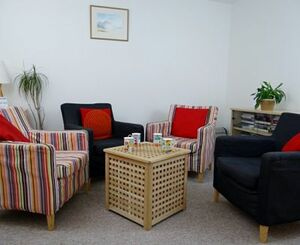 Group Counselling Room, Havant, Hampshire.