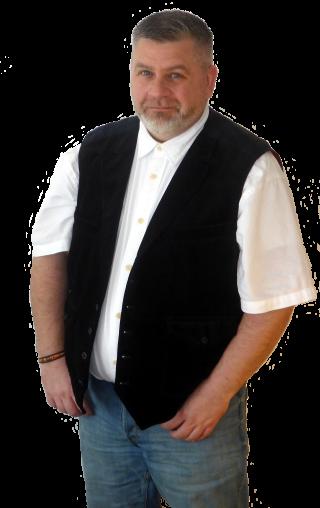 Counsellor Dean Richardson for Gay Men