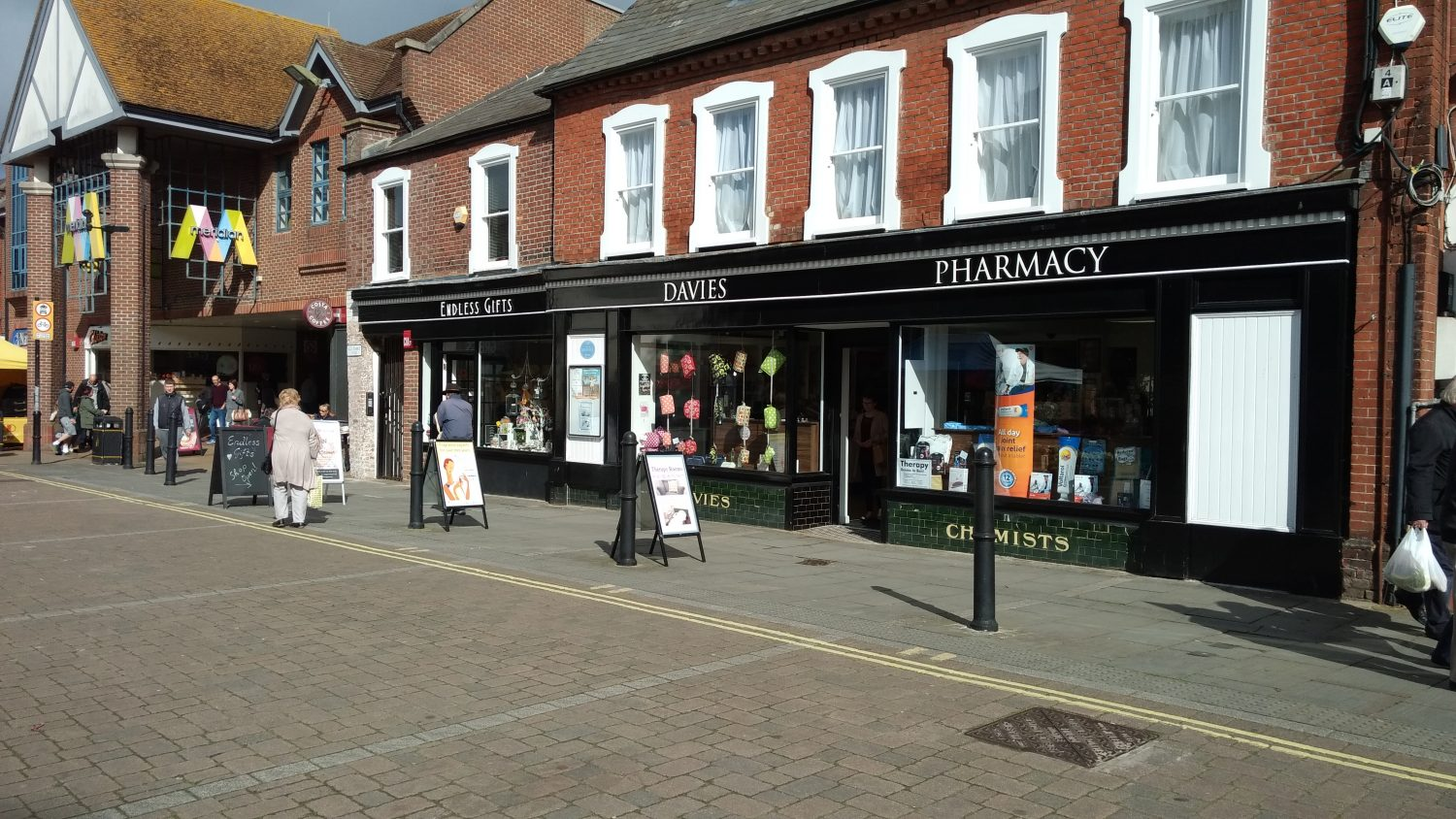Havant Counselling, c/o Davies Pharmacy Ltd, Havant
