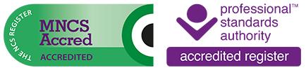 NCS Registered & Accredited Member