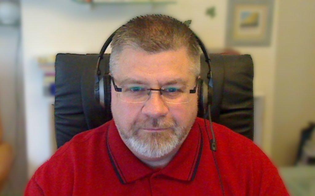 Dean Richardson: Skype/Zoom Counsellor